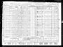 1940 Census - Claude D. Nanney & family