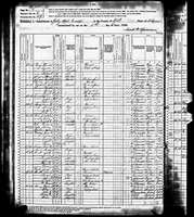1880 Census - Long, George & Family