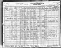1930 Census - Mudrak, Ludvik & Family