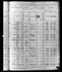Oliver Perry McIntire (1853) - 1880 Census