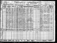 1930 Census - Truby, John Michael