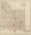 Chickasaw Nation - Indian Territory - 1900 Map