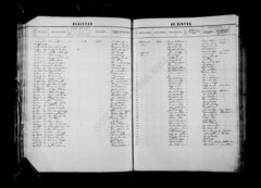 Oliver Perry McIntire - Birth Record